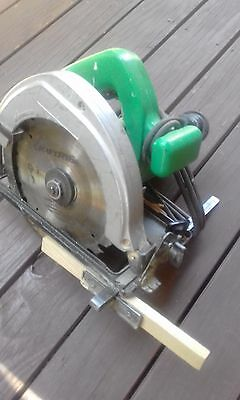 Hitachi Saw With Guide.........190Mm Blade