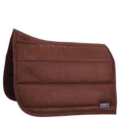 ANKY A/W 17 Wood Dressage Saddle Pad