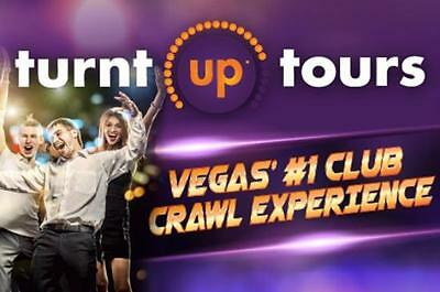 Las Vegas Party Bus Nightclub Or Dayclub Crawl Tour For Two People