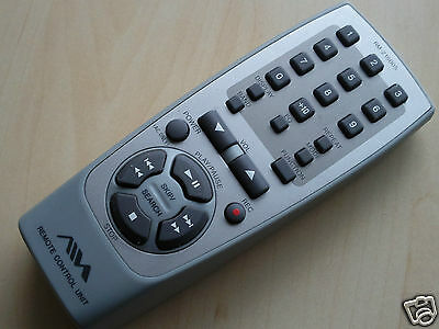 AIWA REMOTE CONTROL RM-Z1S005 for  High Power Micro System *Guaranteed*