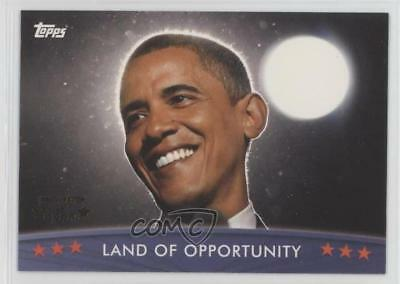 2008 Topps President Collector Trading Cards 84 Barack Obama Non-Sports Card 4w8