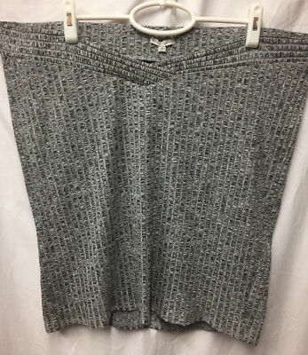 BNWT Size 20 Target Maternity grey ribbed knit maternity skirt RRP$35