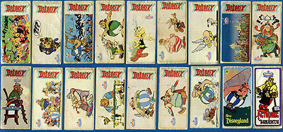 Asterix 18 stickers. Chewing / Bubble Gum.