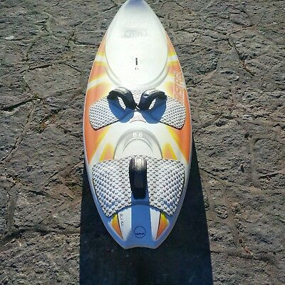 Windsurfing Complete Kit - 1 Board, 3 Sails, Mast, Boom & more. Some items new