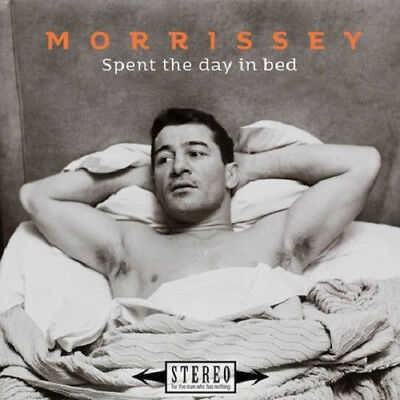 Morrissey - Spent The Day In Bed / Judy Is A Punk (Live) (Clear Vinyl)  Ltd Ed