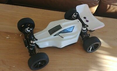 Brushless rc car buggy, 2wd 1/10