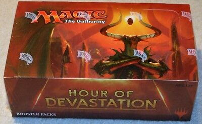 Hour of Devastation Booster Box Display OVP - Englisch