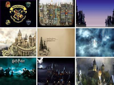 Harry Potter  Mouse Mat/pad 9 To Choose From
