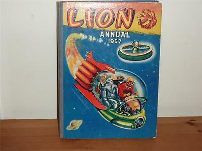 Lion Annual - 1957 - Not Price Clipped
