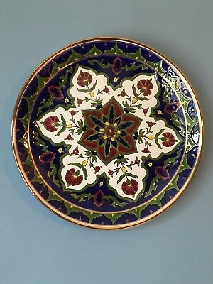 Decorative Plate with Wall Hanging