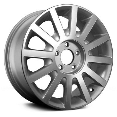 For Lincoln Town Car 98 02 Alloy Factory Wheel 16x7 Snowflake Design