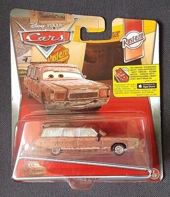 Disney Cars J.Shoesteer Neu/Ovp,1:55 DieCast(Metall),Rusteze Team,Cars2016