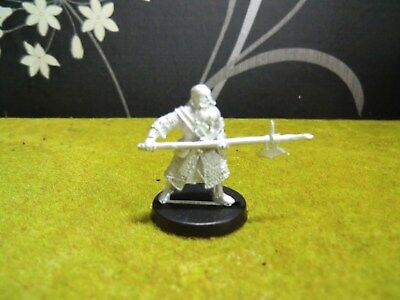 Warhammer Lotr - Axeman Of Lossarnach (Metal Pose 1)