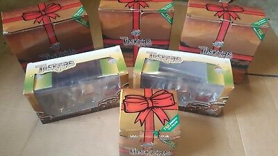 Tuskers - Elephant Figurines - 6 x Unused Products - Fantastic Condition