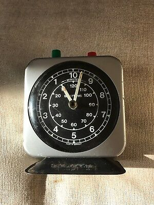 Smiths Kitchen Timer Vintage Kitchenalia Chess Timer ? Made In West Germany