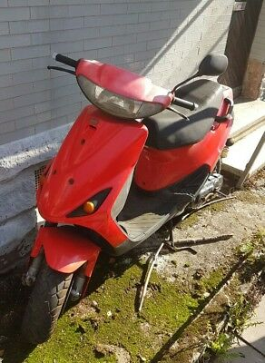 Macal  mm Roller 50ccm 6600km