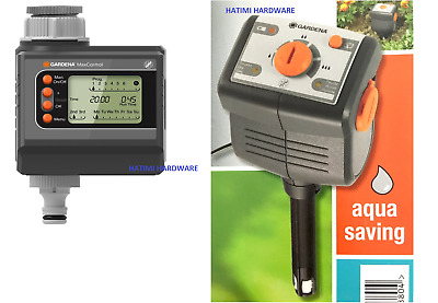 Digital Tap Timer + Soil Moisture Sensor Saves Water And Time Irrigation System