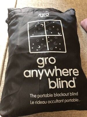 Gro Anywhere Blackout Blind