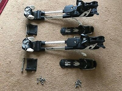 Salomon Guardian ski touring bindings