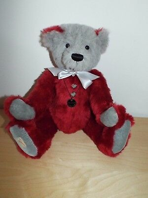 "17"" tall Limited Edition Dean's Rag Book Bear STRETTON GRANDISON No 12 of 25"