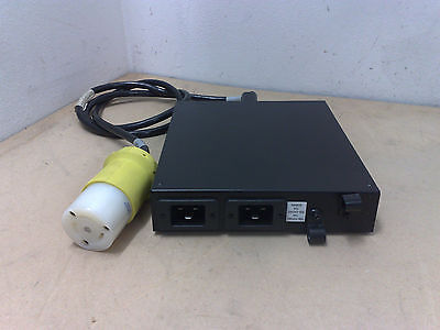 09N9669 IBM Dual Cord Power Distribution Unit + 1 cavo