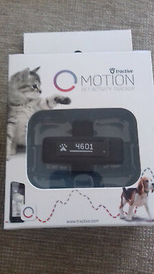 BNIB Bluetooth Cat or Dog  Activity Tracker