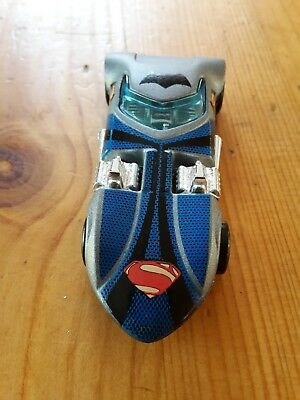 Hotwheels Superman and Batman car - used but in good condition (Twin Mill)