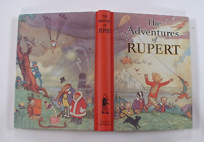 Rupert annual 1939 Facsimile edition. Fine condition.