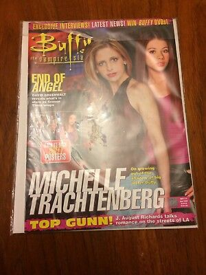 Buffy The Vampire Slayer Magazine Issue 4 June 2002 US Version New And Sealed