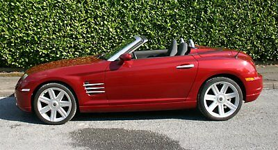 2007 Chrysler Crossfire 3.2 V6 Convertible. Automatic