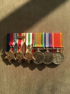 ww2 South African Medal Group