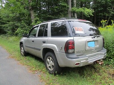 2005 Chevrolet Trailblazer LS 2005 chevy trailblazer, great for snow and rough roads and highway