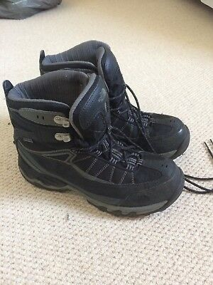 North Face men's Walking Boots Size 9