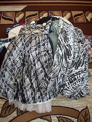 Job Lot Wholesale Women's Clothing Used Mixed Size (37 items)