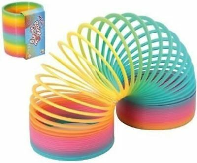 Mega Rainbow Stair Spring Toy by Keycraft New