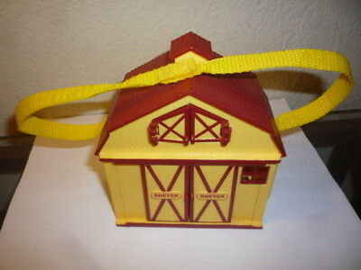 Darling Breyer Stablemates Pocket Barn Carry Case #5993 Two Horses