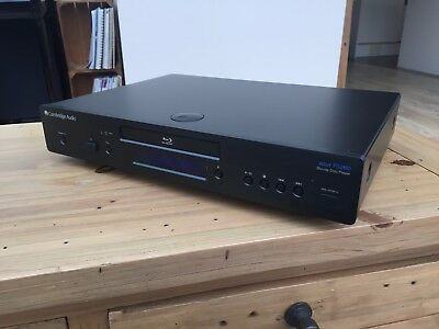Cambridge Audio Azur 752BD Blu-ray Universal Disc Player 752 BD Perfect Cond.