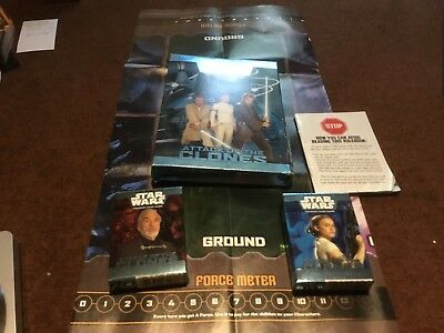 Star Wars TCG / CCG by WOTC - attack of the clones 2 player starter