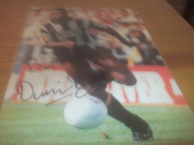 Dave Regisnotts Co Plymouth Bournemouth Stoke Birmingham Scunthorpe Signed Card