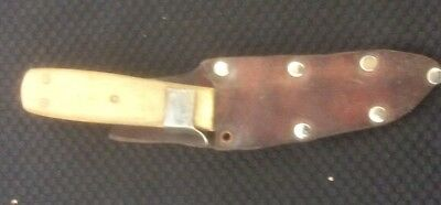 old russell boning knife