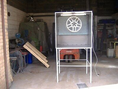 Spray booth / Powder Coating booth