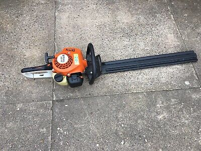 """Stihl HS45 20"""" Petrol Hedge Cutter / Trimmer  FAULTY - SPARES & REPAIR"""