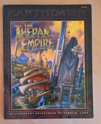 Earthdawn The Theran Empire FASA