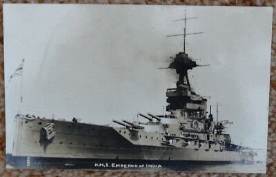 An Album of Postcards of the Ship, H.M.S Emperor of India