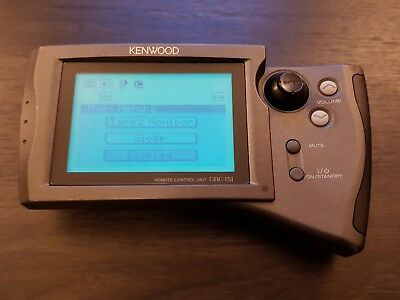 Kenwood Series 21 Graphical Remote Control - Fantastic Working Order