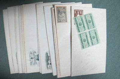 Vintage lot 19 Covers  Some with Stamps