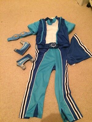 Lazy Town Sporticus Costume 3-5 yrs