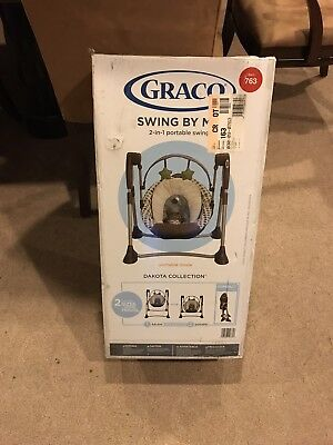 Graco® Swing By Me Portable Swing