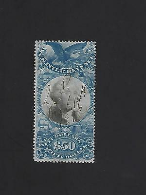 US R131, 2nd issue $50