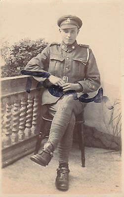 North Devonshire Yeomanry Trooper super clear image.